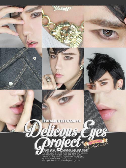 Delicious eyes
