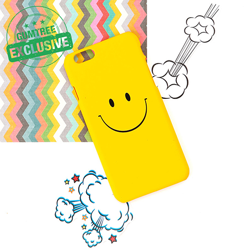 3. Smiley Face Phone Case ($12)